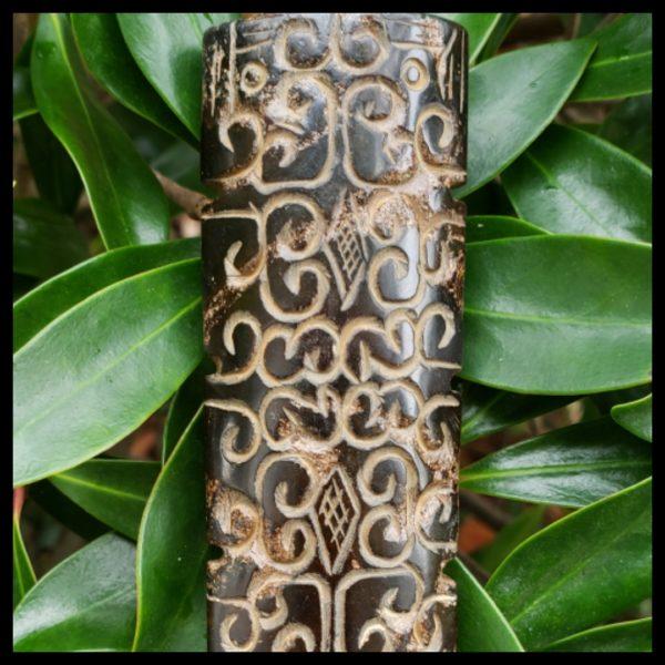 Carved Jade Pendant II 1