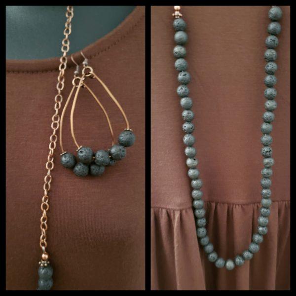 Lava Necklace 2