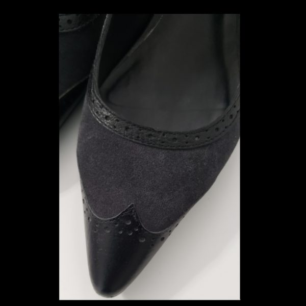 Suede Spectator by Talbots 3