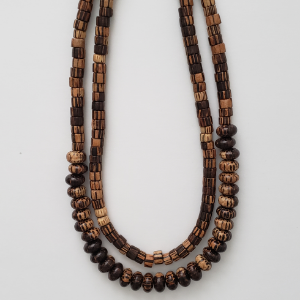 Wood Necklace 1