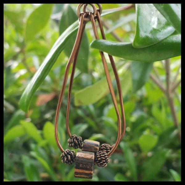 Wood Necklace Set 3