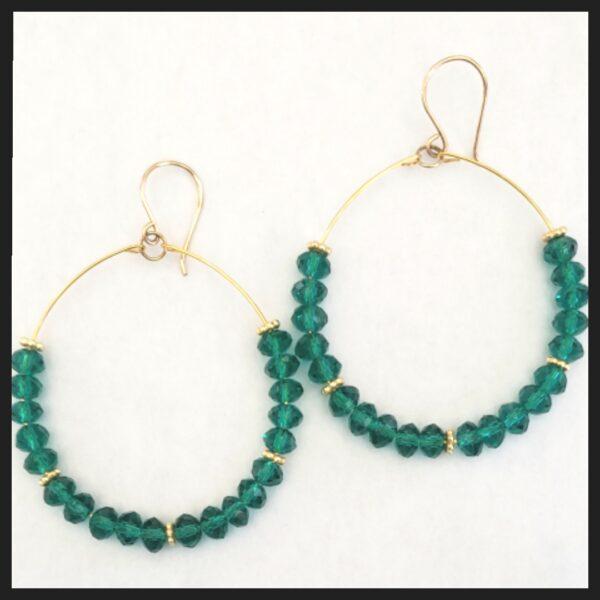Green Hoops 2