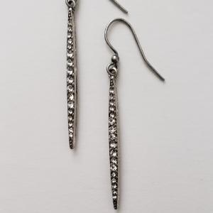 Bling Earrings Long 1