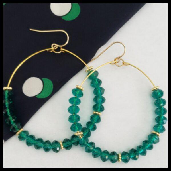 Green Hoops 1